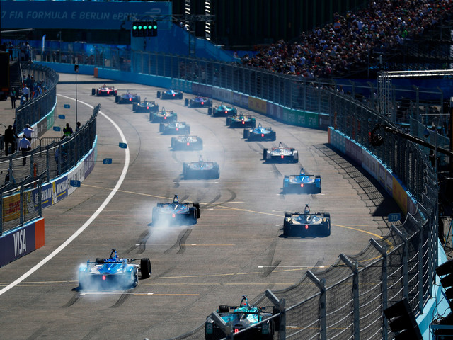 Racing lines: Why Formula E's season will end with a bang in Berlin