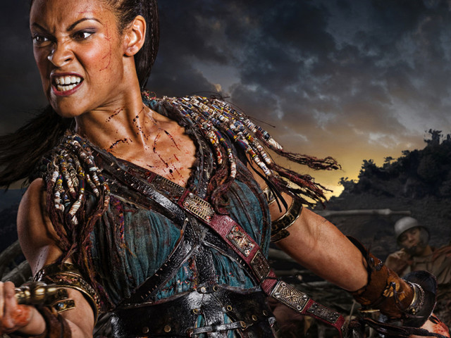 The CW Developing Female Gladiator Series The Valiant
