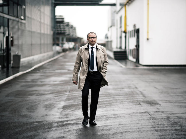 CEO Stefano Domenicali's five-step plan for Lamborghini