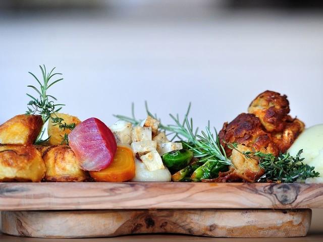 Greater Manchester's best vegetarian and vegan restaurants