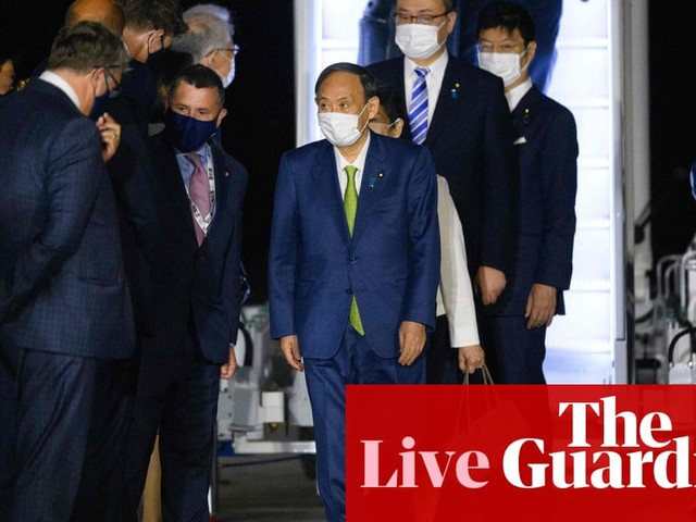 Coronavirus live news: G7 leaders to discuss reconstruction; Japan may downgrade emergency until Olympics