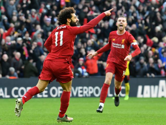 Premier League highlights: it wasn't pretty but Jurgen Klopp hails Liverpool's resilience to build ten-point lead