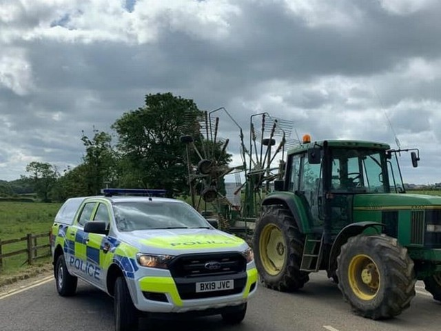 Plea for help as GPS theft gangs target countryside