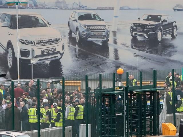 Jaguar Land Rover to cut 4,500 jobs