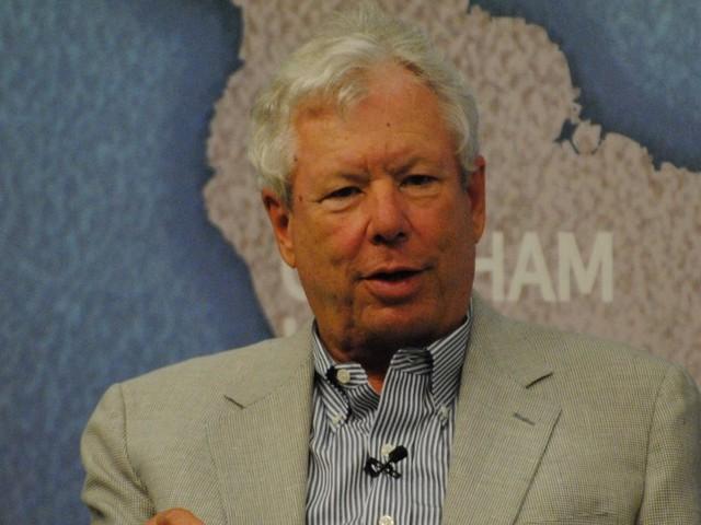 The University of Chicago's Richard Thaler wins the 2017 Nobel Prize in economics