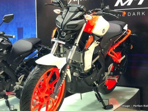 Yamaha MT15 gets KTM Duke inspired mod job at Rs 25k – RTO certified