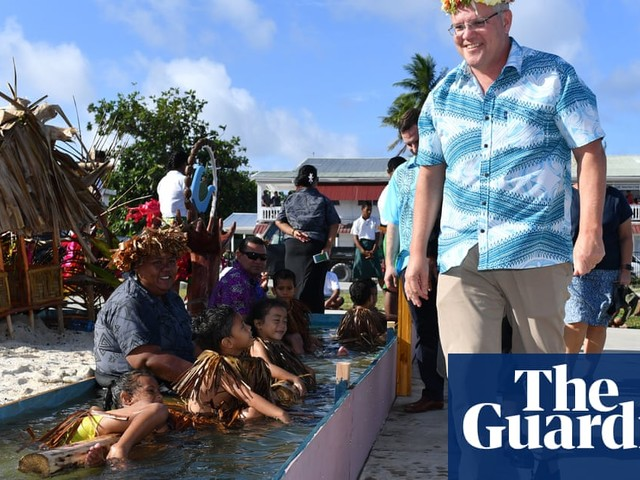 'Our people are dying': Australia's climate confrontation in the Pacific