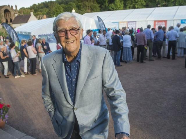 Borders Book Festival breaks attendance records in Melrose