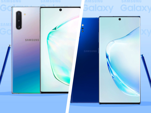 We compared Samsung's Galaxy Note 10 and the Note 10 Plus to determine which one you should buy — and the more affordable Note 10 is the winner