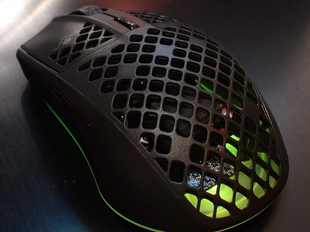 SteelSeries' new ultralight gaming mouse is so precise and comfortable it almost feels made to order for my needs