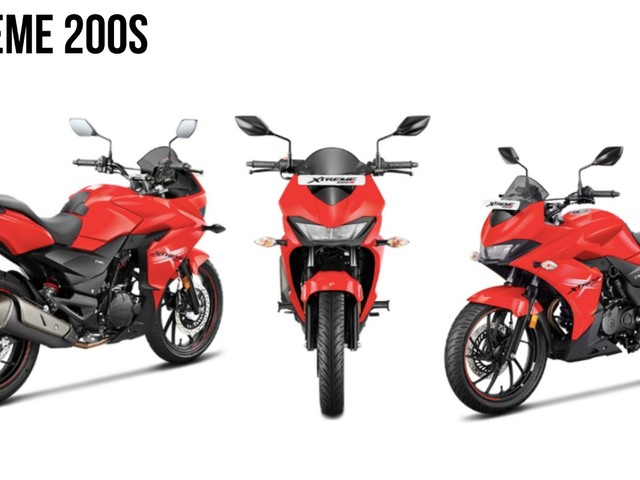 Top 5 Highlighting Features Of New Hero Xtreme 200S