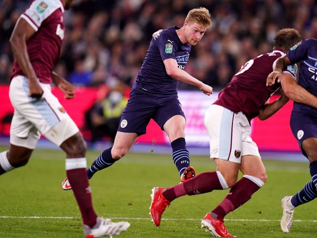 Kevin De Bruyne form leaves Pep Guardiola with little choice at Man City