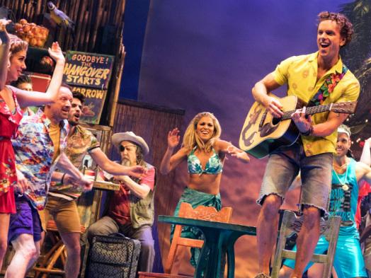 Broadway Review: Jimmy Buffett's 'Escape to Margaritaville'