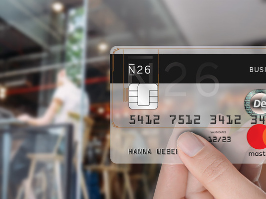N26 launches business bank accounts for freelancers