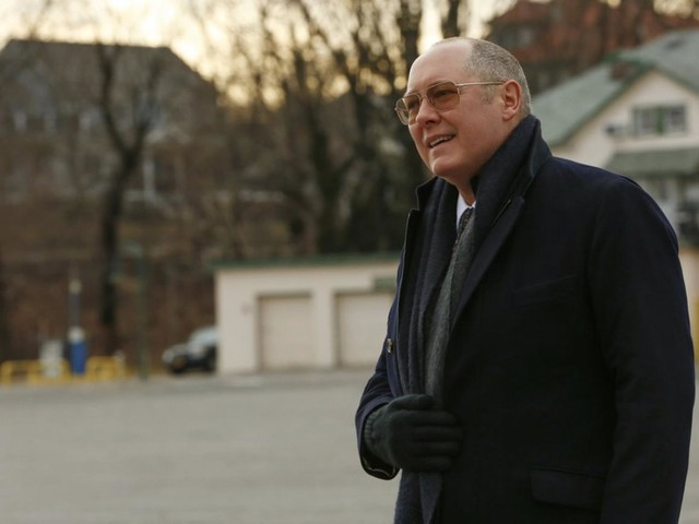 Angry Red Keeps Things Interesting on The Blacklist
