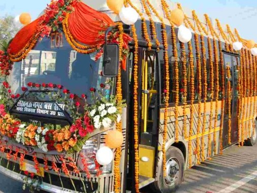 Tata Motors To Supply 40 Electric Buses To Lucknow City Transport Services