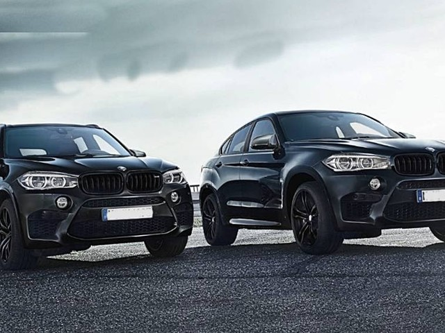 BMW Release Black Fire Edition for the X6 M and X5 M