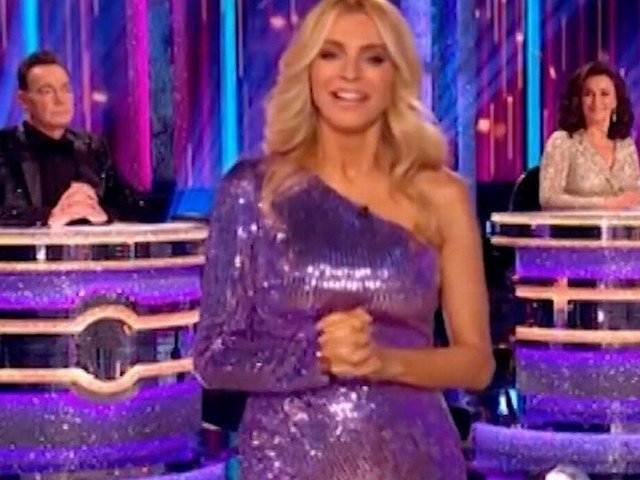 Tess Daly makes rare comment about Vernon Kay on Strictly amid I'm A Celeb stint