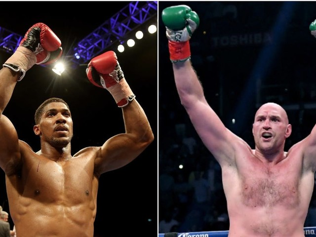 Tyson Fury's promoter says an Anthony Joshua fight should be in the UK or USA, not Saudi Arabia