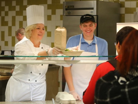 Have dinner with the provost Jan. 24