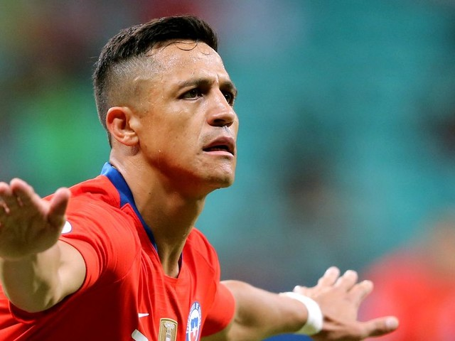 Alexis Sanchez sends message to Ole Gunnar Solskjaer after another Copa America goal