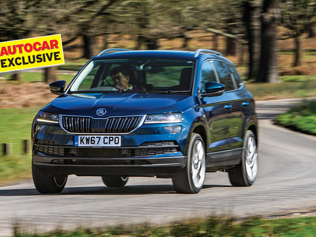 Review: 2018 Skoda Karoq review, test drive