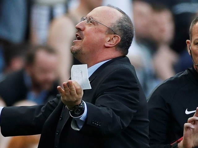 Rafa Benitez wanted Newcastle United to thrive, but bosses were happy to survive