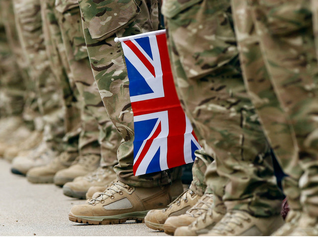 What the Army can legally do to tackle riots after Brexit