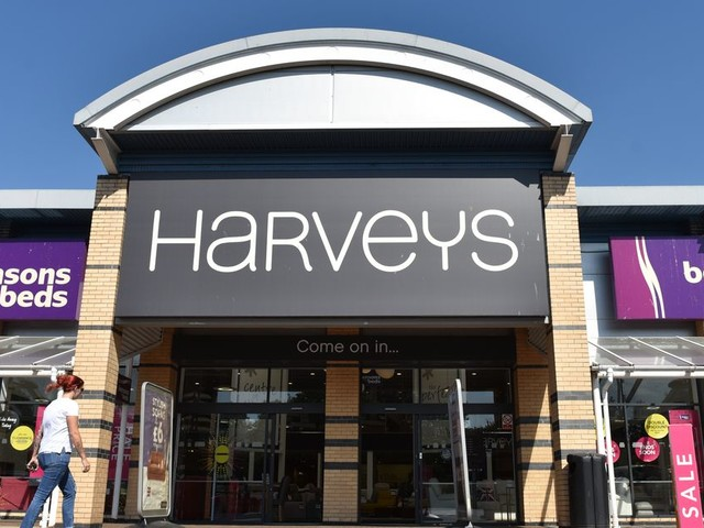 Harveys goes into administration with 240 jobs lost and branches under threat