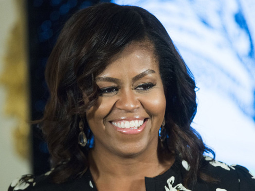 Michelle Obama Joins YouTube's Book Panel Discussion Special