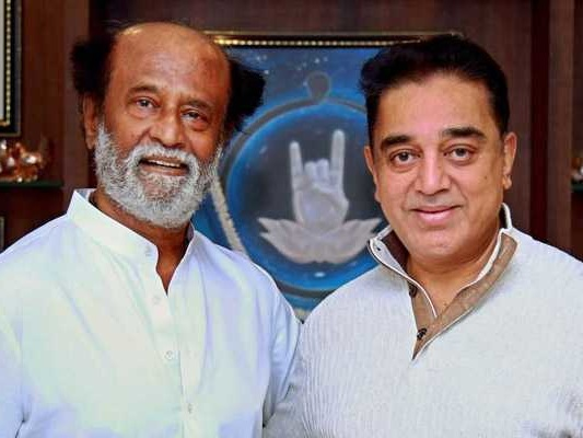 Kamal Haasan Says Secretly Met Rajinikanth Before Political Plunge