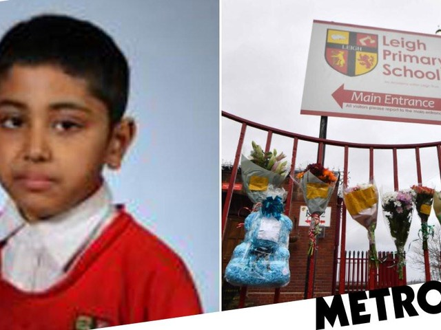 Boy, 10, dies after falling and hitting head in school playground