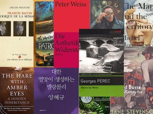 A Thousand Words: Artists, Critics, & Curators Choose Books On Art