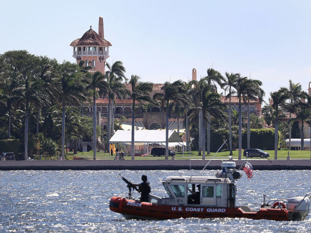 Organizations continue to cancel events at Mar-a-Lago