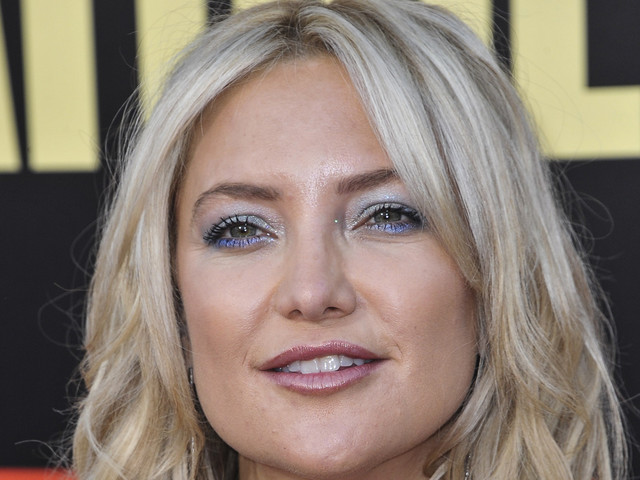 Kate Hudson Shares Photo of Her Shaved Head
