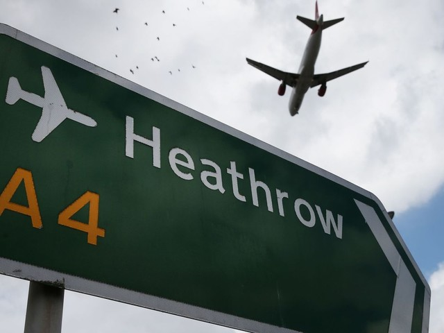 Climate protesters threaten Heathrow 'shutdown' after 460 arrests