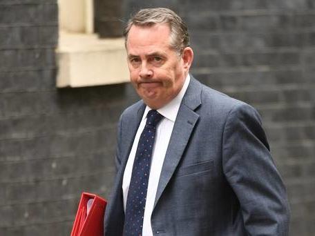 Fox slaps down Johnson over no-deal Brexit tariff claims