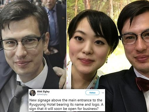 Inside North Korean wedding of student detained in Pyongyang
