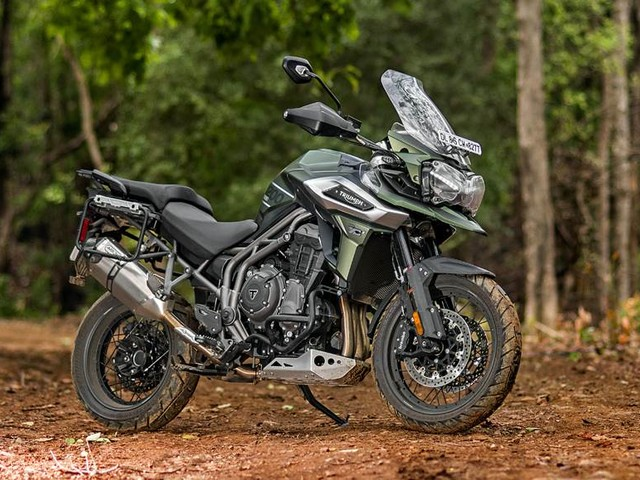 Triumph launches 2-year extended warranty