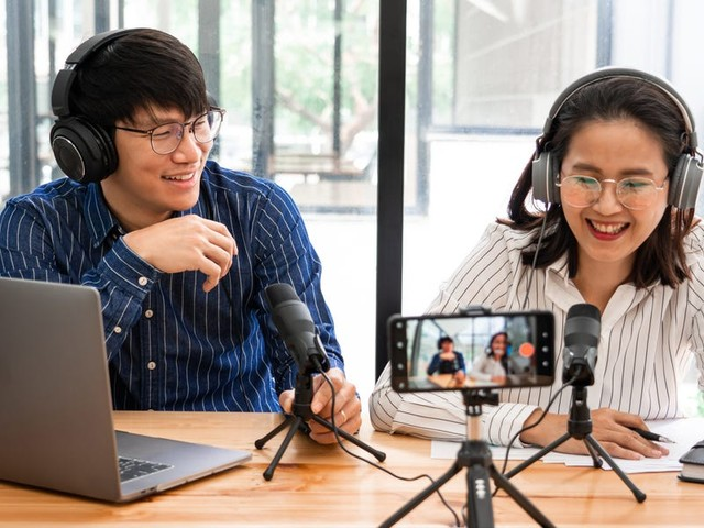 Podcasting had a big 2020—here's a roundup of the major deals that happened across the industry