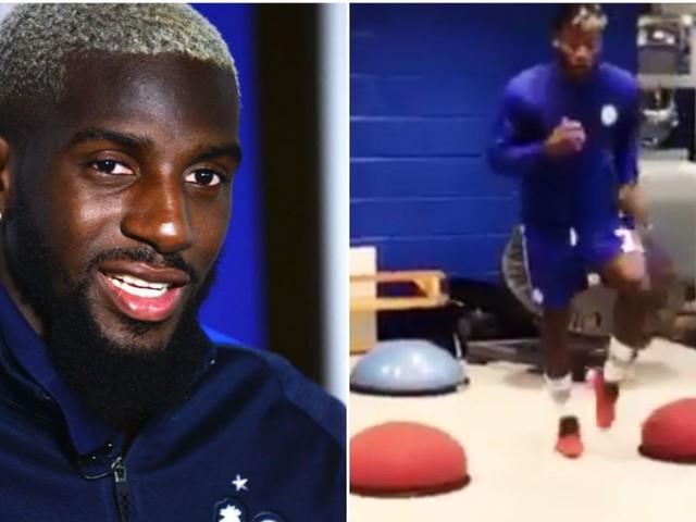 Chelsea target Tiemoue Bakayoko hints he's buzzing for pre-season training at Cobham