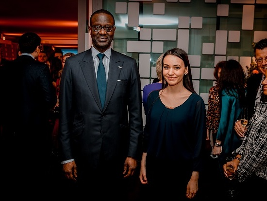 Rubbing shoulders with Tidjane Thiam at Credit Suisse opened my eyes to new career options