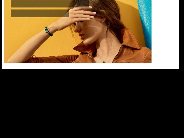 Summer time: Colourful women's watches