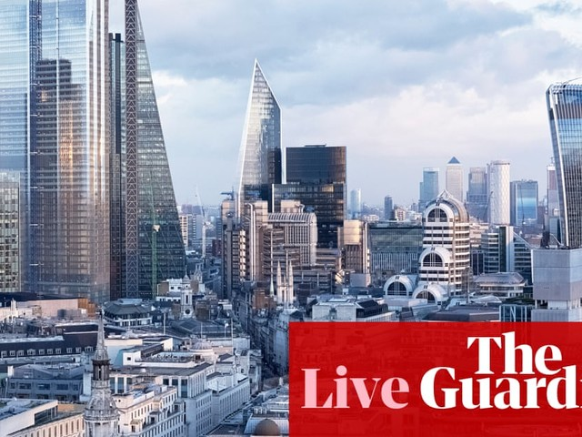 UK public finances off track after July surplus disappoints - business live