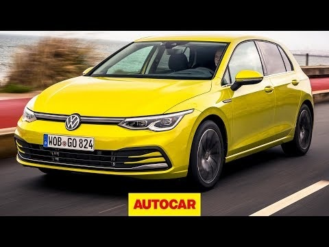 Volkswagen Golf 2020 video review