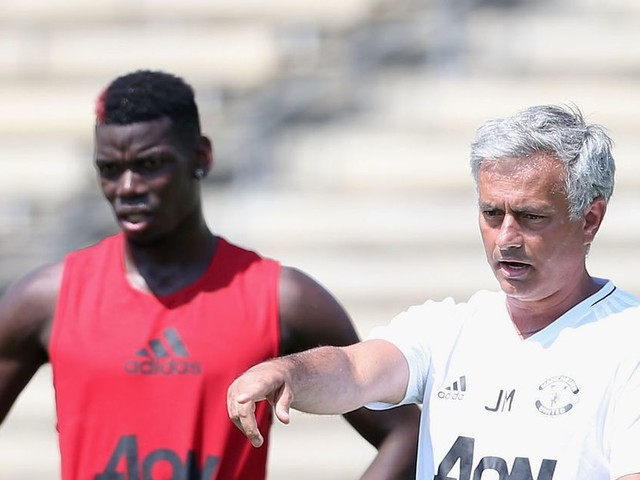 Manchester United manager Jose Mourinho identifies Paul Pogba's turning point