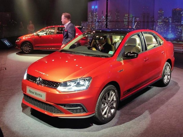 2019 Volkswagen Polo And Vento Launched From Rs. 5.82 Lakh