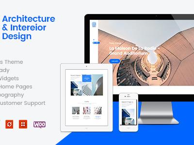 A.Studio   Interior Design and Architecture Theme (Business)