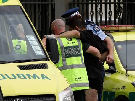 Forty killed in New Zealand mosque shootings, PM Jacinda Ardern says