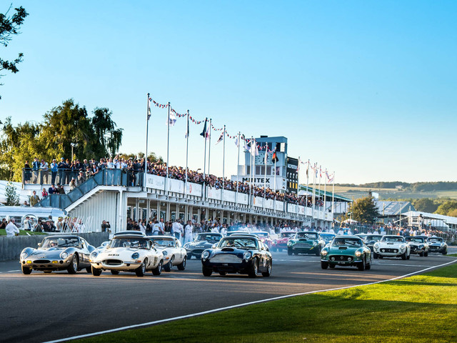 Opinion: Why it's good that the Goodwood Revival is back